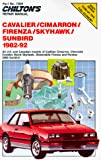 OLDSMOBILE Firenza automotive repair manual