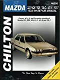 MAZDA MX-6 automotive repair manual