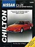 NISSAN 280ZX automotive repair manual