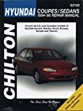 HYUNDAI Accent automotive repair manual