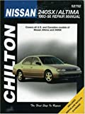 NISSAN 240SX automotive repair manual