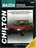MAZDA Rotary automotive repair manual