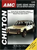 AMC Kammback automotive repair manual