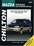 MAZDA B3000 automotive repair manual