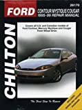 FORD (USA) Contour automotive repair manual