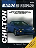 MAZDA Millenia automotive repair manual