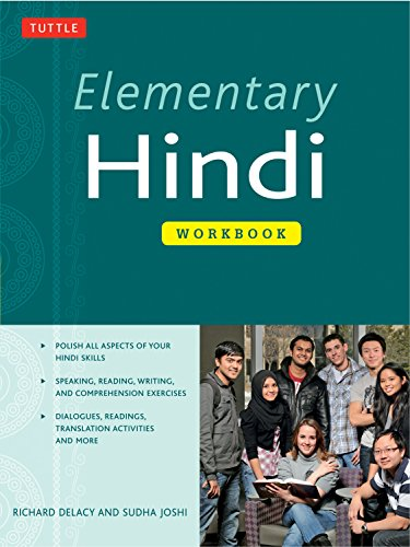 Elementary Hindi: An Introduction to Language par  Richard Delacy
