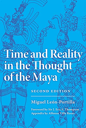 Time and Reality in the Thought of the Maya par  Miguel Leon- Portilla