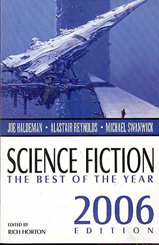 Horton Year's Best SF cover