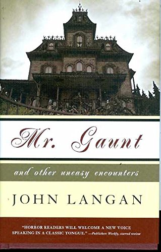 Mr Gaunt cover