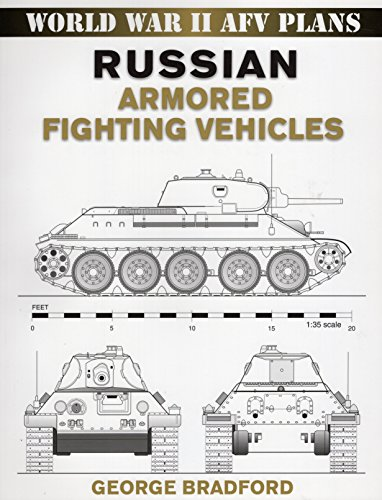 Russian Armored Fighting Vehicles par  George Bradford