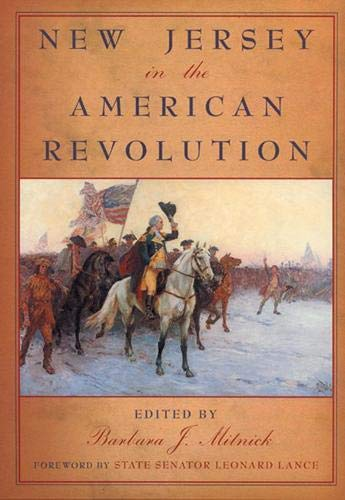New Jersey in the American Revolution PDF Books