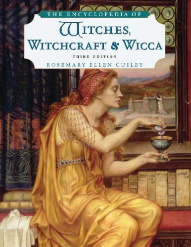 The Encyclopedia of Witches, Witchcraft, and Wicca par Rosemary Ellen Guiley