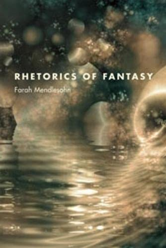 Rhetorics of Fantasy cover
