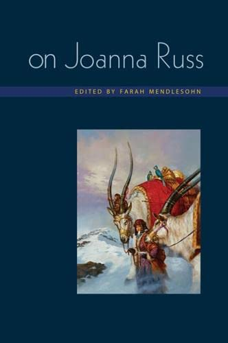 On Joanna Russ cover