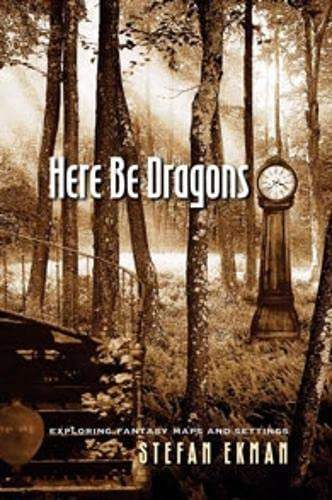 Here Be Dragons cover