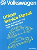 VOLKSWAGEN Karmann-Ghia automotive repair manual