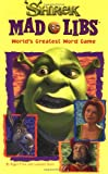 Shrek Mad Libs