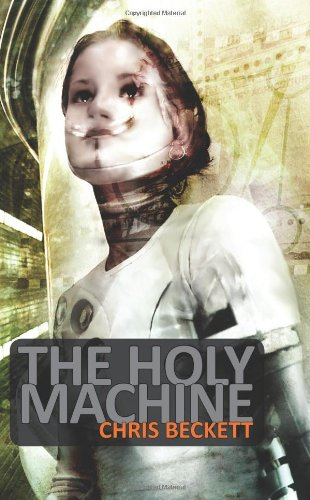 The Holy Machine US cover