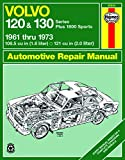 VOLVO P 1800 automotive repair manual