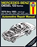 MERCEDES 240 automotive repair manual
