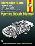 MERCEDES 450 automotive repair manual