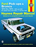 Revue Technique FORD Bronco