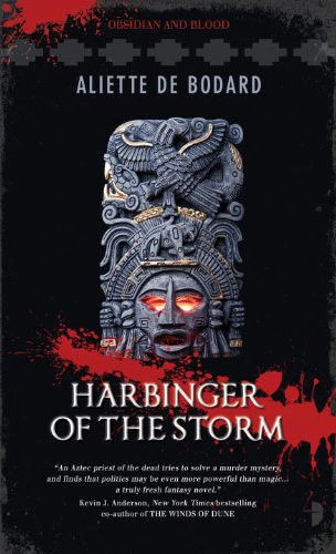 Harbinger of the Storm cover