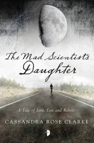 The Mad Scientist's Daughter cover