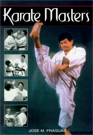 Karate Masters vol. 1 by Jose M. Fraguas