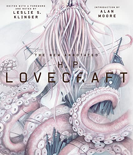 The New Annotated H. P. Lovecraft