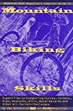 Mountain Bike Magazine Guide to riding skills book cover