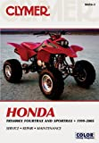 Revue Technique Honda ATv Sportrax