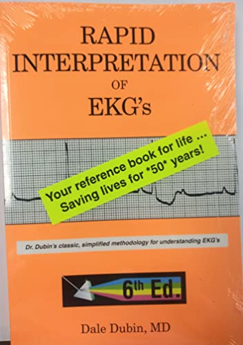 Rapid Interpretation of EKG's: An Interactive Course