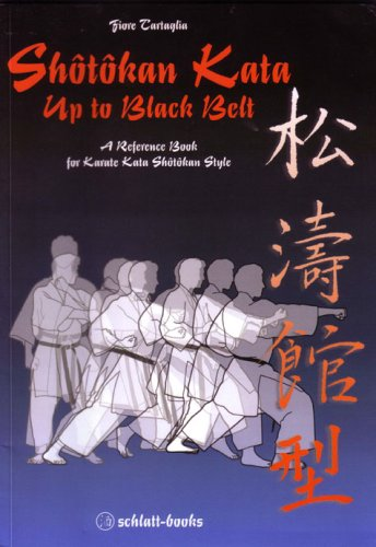 Shotokan Kata up to Black Belt