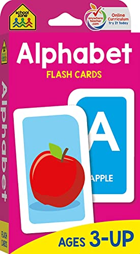 Alphabet: Flash Cards
