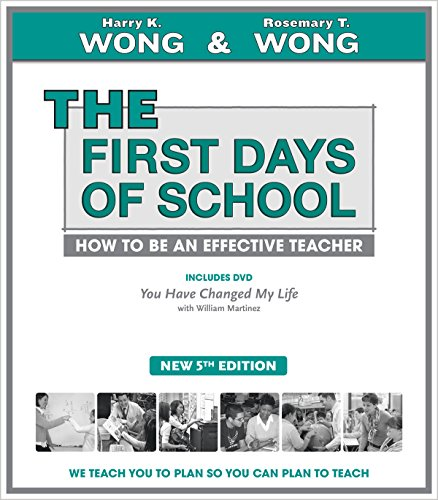 The First Days of School: How to Be an Effective Teacher - DVD title You Have Changed My Life