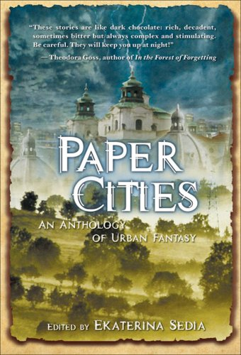 Paper Cities cover