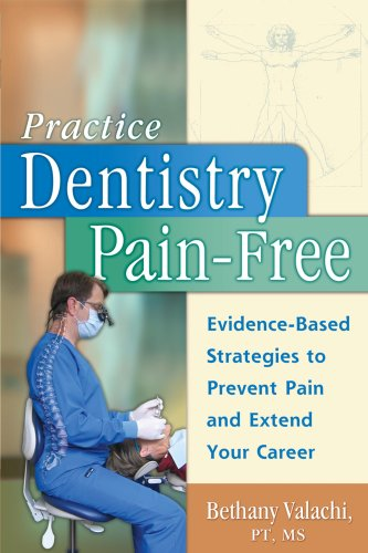 Practice Dentistry Pain-Free: Evidence-based Ergonomic Strategies to Prevent Pain and Extend Your Career