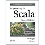 couverture du livre Programming in Scala