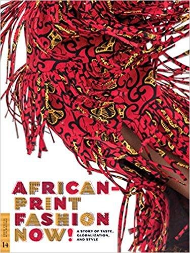 African print fashion now !