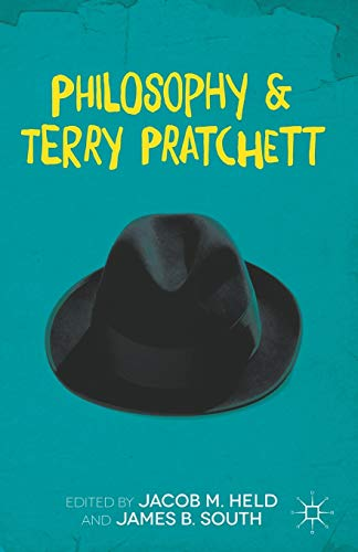 Philosophy and Terry Pratchett cover