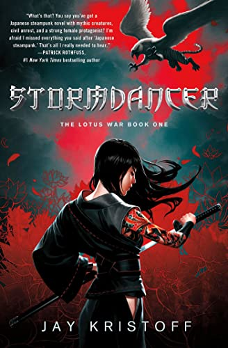 Stormdancer US cover