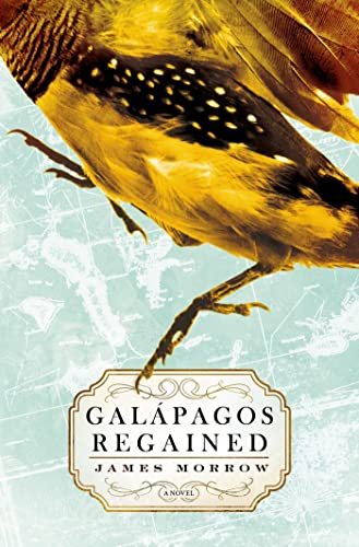 Galapagos Regained cover