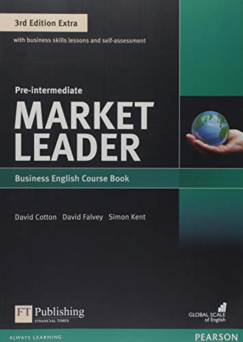 Market Leader 3rd Edition Extra Pre-Intermediate Coursebook with DVD-ROM Pack par  Clare Walsh