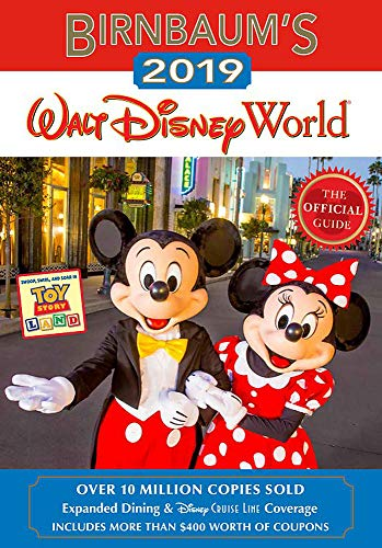Birnbaum's 2019 Walt Disney World: The Official Guide