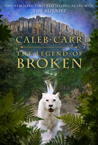 Legend of Broken US cover
