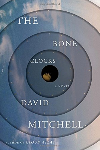 The Bone Clocks US cover