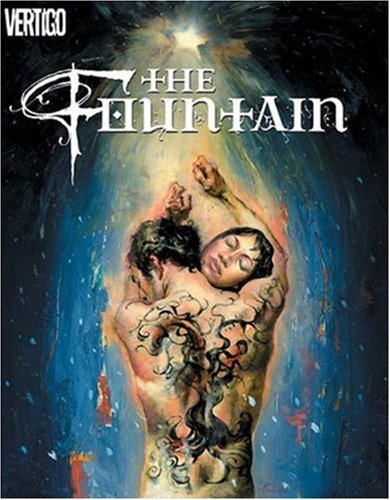 The Fountain graphic novel cover