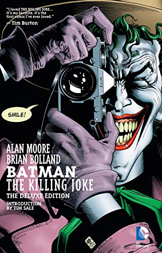 Batman: The Killing Joke (deluxe edition)
